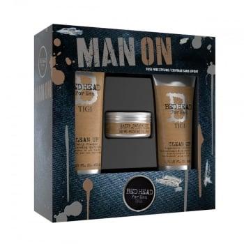 TIGI Bed Head For Men Man On Gift Pack 2017