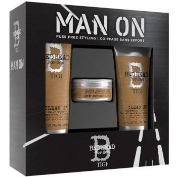 TIGI Bed Head For Men Man On Gift Pack 2018