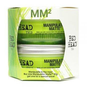 TIGI Bed Head Manipulator Matte 57g Duo