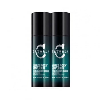 TIGI Catwalk Curls Rock Amplifier Duo 150ml