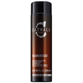 TIGI Catwalk Fashionista Brunette Conditioner 250ml