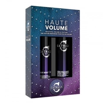 TIGI Catwalk Haute Volume Gift Pack 2017
