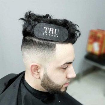 TruBarber Hair Gripper Pack Of 2 (Black)