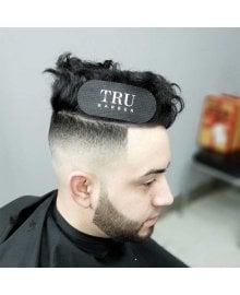 Hair Gripper Pack Of 2 (Black)