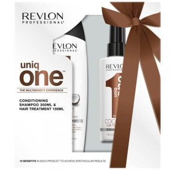 Uniq One Coconut Shampoo and Treatment Gift Pack