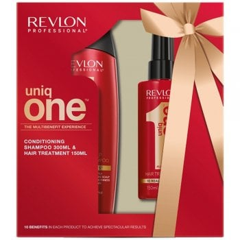 Uniq One Original Shampoo and Treatment Gift Pack