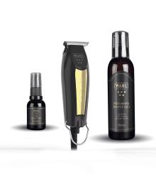 Black & Gold Detailer Trimmer Kit Limited Edition
