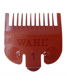 Comb Attachment Cutting Guide Number 1 Red 3mm