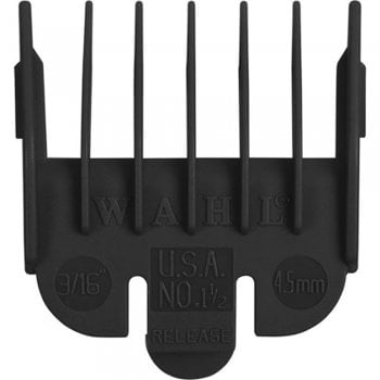Wahl Grade Comb Attachment Black - 1.5