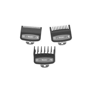 Wahl Premium Guide Combs x 3