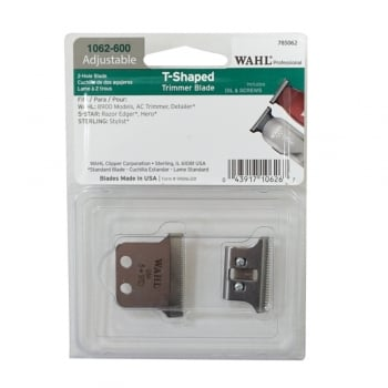 Wahl T-Shaped Trimmer Blade Set