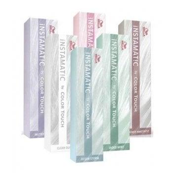 Wella Color Touch Instamatic Semi Permanent Hair Colour 60ml