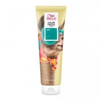 Wella Colour Fresh Hair Mask Mint 150ml
