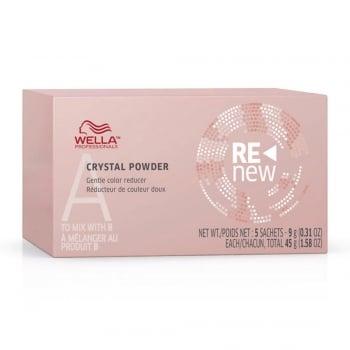 Wella Colour Renew Crystal Powder 5 x 9g