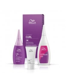 Creatine+ CURL For Natural To Resistant Hair Kit