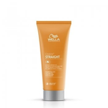 Wella Creatine+ STRAIGHT Cream For Normal To Resistant Hair 200ml