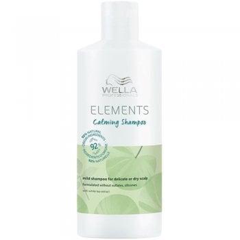 Wella Elements Calming Shampoo 1000ml