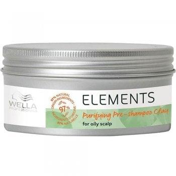 Wella Elements Purifying Pre-Shampoo Clay 225ml