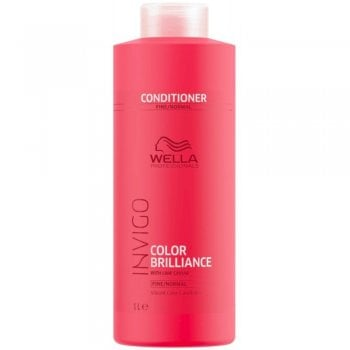 Wella Invigo Color Brilliance Conditioner For Fine/Normal Hair 100