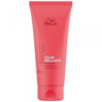 Wella Invigo Color Brilliance Conditioner For Fine/Normal Hair 200