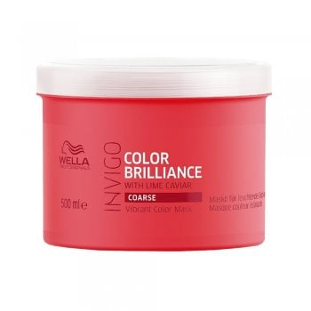 Wella Invigo Color Brilliance Mask For Coarse Hair 500ml