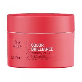 Wella Invigo Color Brilliance Mask For Fine/Normal Hair 150ml