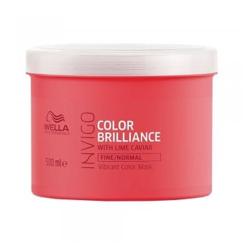 Wella Invigo Color Brilliance Mask For Fine/Normal Hair 500ml